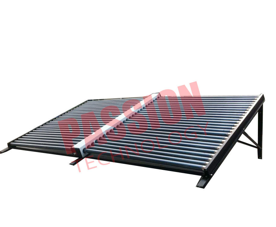 Multi Function Vacuum Tube Solar Collector For Large Capacity Water Heating