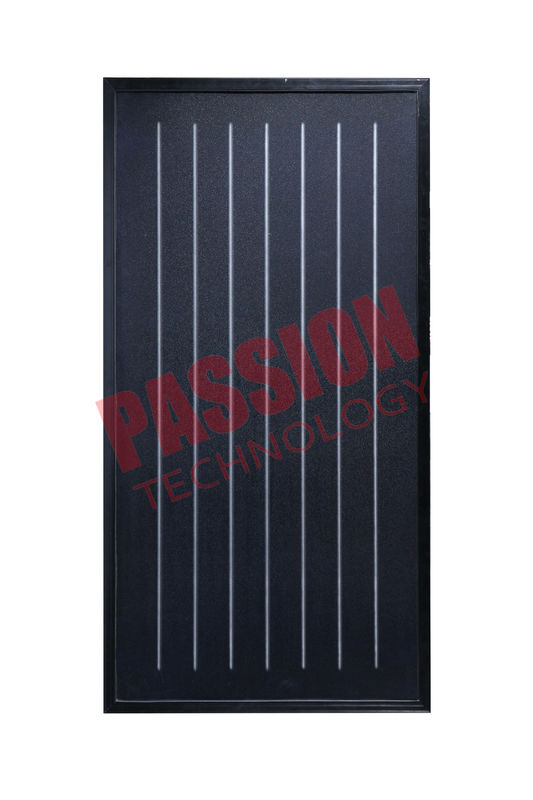 Ultrasonic Welding Flat Plate Solar Collector Blue Titanium Coating 2000*1250*80mm